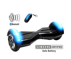 "BALANS SKUTER HOVERBOARD XP SPORT 8"" CRNI"