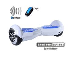 "BALANS SKUTER HOVERBOARD XP URBAN 6"" WHITE-BLUE"