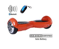 "BALANS SKUTER HOVERBOARD XP URBAN 6"" ORANGE"