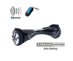 "BALANS SKUTER HOVERBOARD XP NEXT 6"" BLACK"