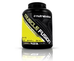 Muscle Fusion 4 Lb (1,8 kg) - Nutrabolics
