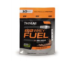 100% Whey Protein Fuel 10 servings (380 g) - Twinlab