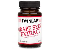 Grape Seed Extract 50 mg 60 caps - Twinlab