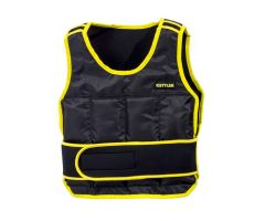 Prsluk sa tegovima Kettler Black-Yellow 6kg FIT-K07373-450
