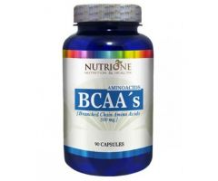 BCAAS 500 mg LM - 90 kapsula