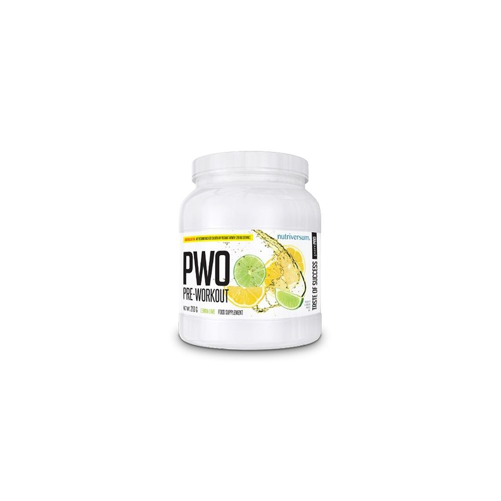 Purepro PWO Lemon-Lime no reaktor