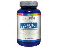 Acetyl L-Carnitine LM - 60 kapsula