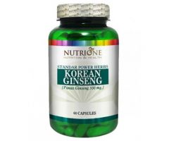 Korean Ginseng 450 mg LM - 60 kapsula