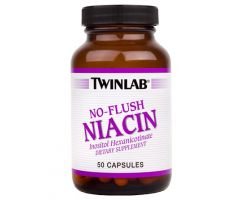 No-Flush Niacin Caps LM - 50 kapsul