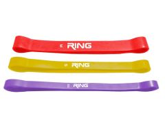 RING SET elasticnih mini power guma za vezbanje-RX LKC-942-SET