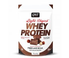 Whey Light Digest, 500gr Čokolada lešnik QNT