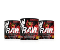 Raw Intensity 3.17, 250g ATP