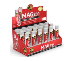 MAG 250 pure liquid, 450ml - 18 ampula ATP