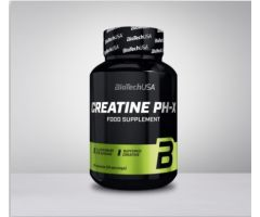 Creatine PH-X, 90kap BioTechUsa