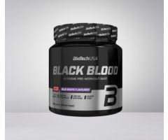 Black Blood CAF+ 300g Grožđe BioTechUsa