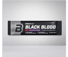 Black Blood CAF+ 10g Borovnica BioTechUsa