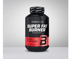 Super Fat Burner 120tab, BioTechUsa