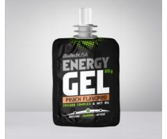 Energy Gel 60ml, Breskva BioTechUsa