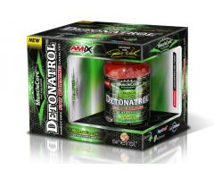 MuscleCore DW - Detonatrol Fat Burner 90kap Box Amix