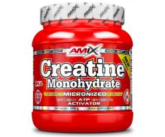Creatine Monohydrate 300g powder Amix