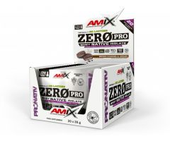 ZeroPro Protein 20x35g Cookie Cream Amix