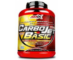CarboJET Basic 3kg Chocolate Amix