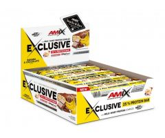 Exclusive Protein Bar 12x85g Banana chocolate Amix