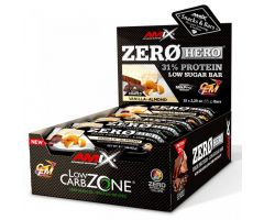 Low-Carb ZeroHero Protein Bar 15x65g Vanilla-Almond Amix